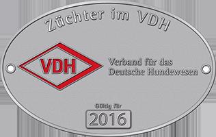 Z&uum,l;chter im VDH - 2016